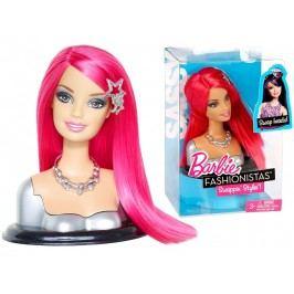 Mattel - Panenka Barbie Fashionistas - Prohazovací hlava