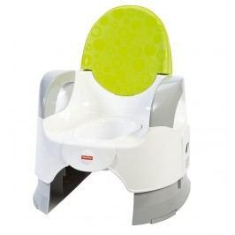 Mattel - Baby Gear zelený nastavitelný nočník