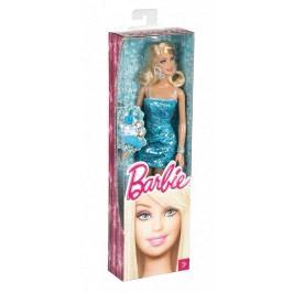 Mattel - Barbie Barbie V třpytivá Šatech Asst