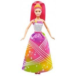 Mattel - Barbie Duhová princezna DPP90