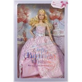 Mattel - Barbie krásné narozeniny