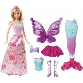 Mattel - Barbie Víla A Pohádkové Oblečení