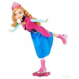 MATTEL - Disney Frozen bruslařky - princezna Anna