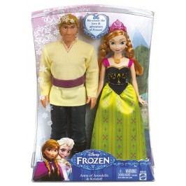 MATTEL - Disney Princess - Anna a Kristoff