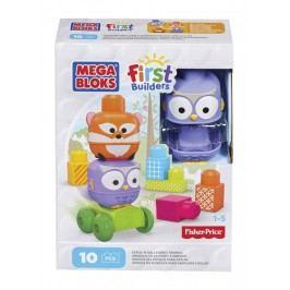 Mattel - Mega Bloks Fb Jezdící Zvířátka