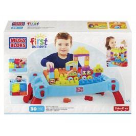 Mattel - Mega Bloks Pracovna Malého Stavitele