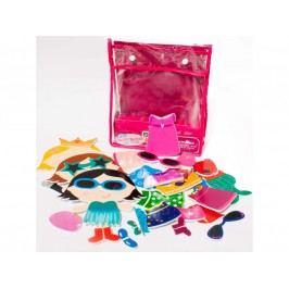 MEADOW KIDS - Pěnové samolepky do vany Karnevalové kostýmy