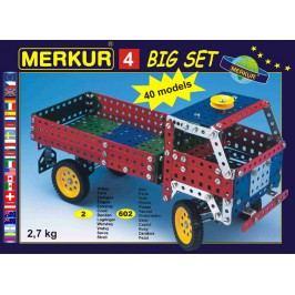 MERKUR - Stavebnice 4