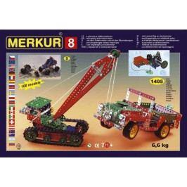 MERKUR - Stavebnice 8