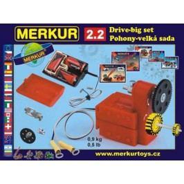 MERKUR - Stavebnice Elektromotor M 2.2