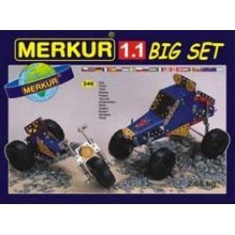 MERKUR - Stavebnice Vozidla M1.1