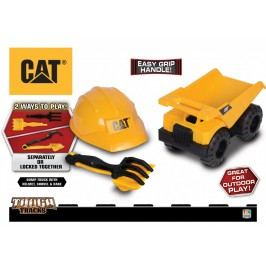 NIKKO - CAT Sada na písek 4ks Nákladní auto
