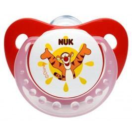 NUK - Dudlík Trendline DISNEY-Medvídek Pú,SI,V2 (6-18m.), červená