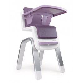 NUNA - Jídelní židle zátž - Plum