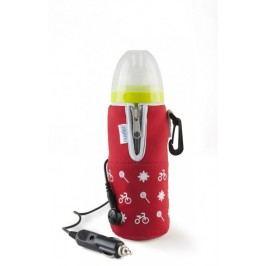 Cestovní ohřívač lahve se zipem, 2014, červený