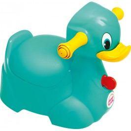 OK BABY - Nočník Quack - tyrkysový (72)