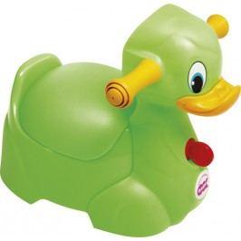 OK BABY - Nočník Quack - zelený (44)