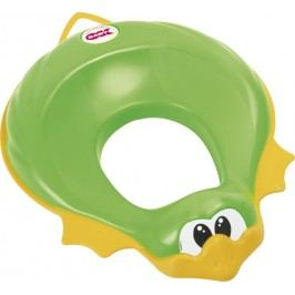 OK BABY - Redukce na WC Ducka zelená