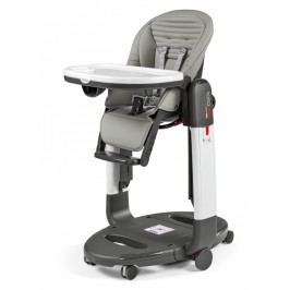 PEG PÉREGO - Jídelní židle tatam 2017 - Stripes Grey