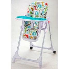 PETITE & MARS - Židle jídelní Zola - modrá