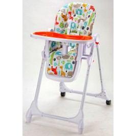 PETITE & MARS - Židle jídelní Zola - oranžová