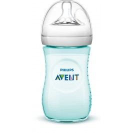 PHILIPS AVENT - Láhev Natural 260 ml zelená, 1 ks