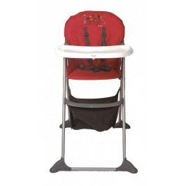 PLAY - Židle na krmení Kidseat 2015 - Rojo