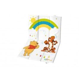Cestovní přebalovací podložka Winnie Pooh - bílá