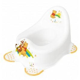 Dětský nočník 2K hudební Winnie Pooh - Bílý
