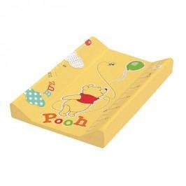 Podložka s pevnou deskou Winnie Pooh, žlutá