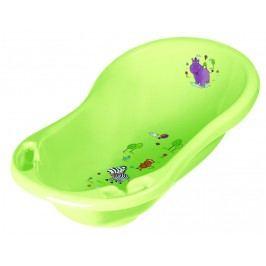 Vanička 84cm Hippo se zátkou - zelená