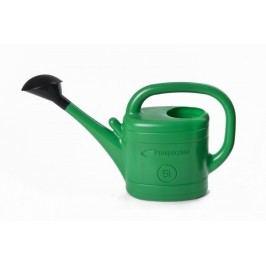 PROSPERPLAST - Plastová konve Spring, 5 l - zelená