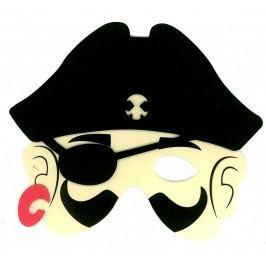 RAPPA - Karnevalová škraboška pirát