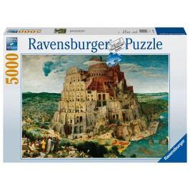 RAVENSBURGER - Babylonská věž, 5000 dílků