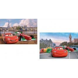 RAVENSBURGER - Cars Mcqueen A Přátelé 2X12D