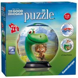 RAVENSBURGER - Disney Hodný Dinosaurus Puzzleball 72 dílků