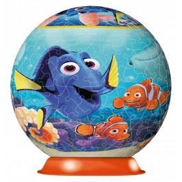 RAVENSBURGER - Disney Hledá se Dory puzzleball 72 dílků
