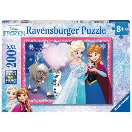 RAVENSBURGER - Disney Ledové království 200 XXL dílků