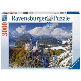 RAVENSBURGER - Klasické Německo 3000 dílků