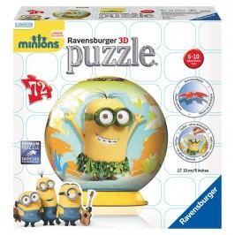 RAVENSBURGER - Mimoň Puzzleball 72D