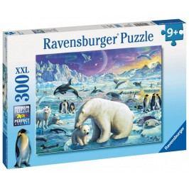 RAVENSBURGER - Polární zvířata 300 XXL dílků