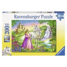 RAVENSBURGER - Princezna S Koněm 200D