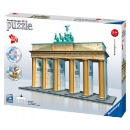 RAVENSBURGER - Puzzle Braniborská brána 3D