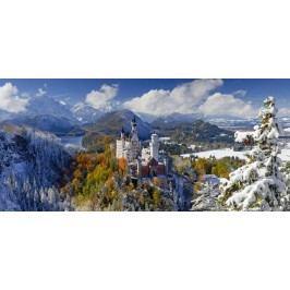 RAVENSBURGER - Puzzle Neuschwanstein 2000D panorama