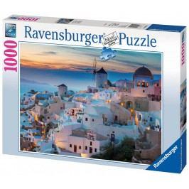 RAVENSBURGER - Santorini  1000 dílků
