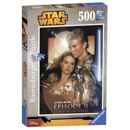 RAVENSBURGER - Star Wars 500D Collage Aus 1-6