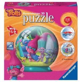 RAVENSBURGER - Trollové puzzleball 72 dílků