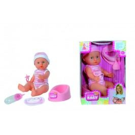 SIMBA - Panenka New Born Baby Darling 30 Cm, 2 Druhy