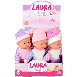 SIMBA - Panenka Tiny Laura, 20 Cm, 4 Druhy, 12Dp