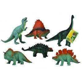 SIMBA - Gumový Dinosaurus 16-21Cm, 6 Druhů